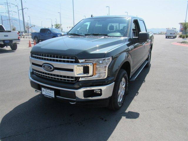 2018 F-150 Crew Cab 4x4 Pickup #T25067 - photo 7