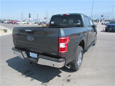 2018 F-150 Crew Cab 4x4 Pickup #T25067 - photo 2