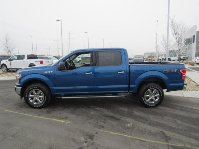 2018 F-150 SuperCrew Cab 4x4, Pickup #T25070 - photo 6