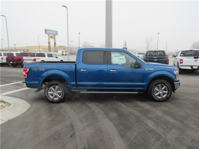 2018 F-150 SuperCrew Cab 4x4, Pickup #T25070 - photo 3