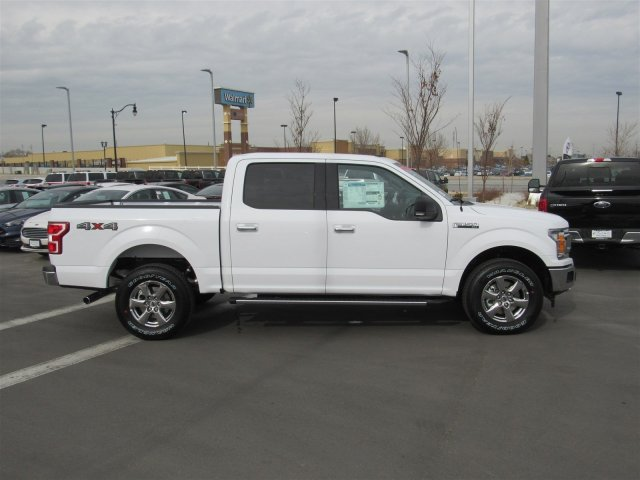 2018 F-150 Crew Cab 4x4 Pickup #T25072 - photo 3