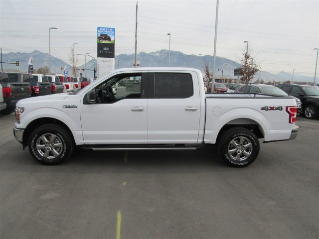 2018 F-150 Crew Cab 4x4 Pickup #T25072 - photo 6