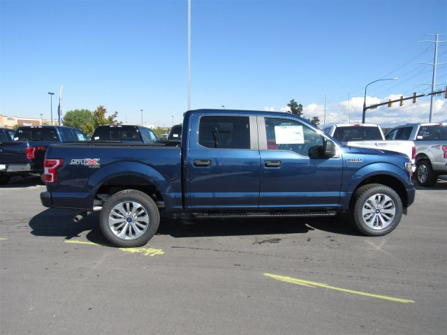 2018 F-150 Crew Cab 4x4 Pickup #T25076 - photo 3