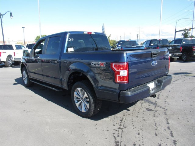 2018 F-150 Crew Cab 4x4 Pickup #T25076 - photo 5
