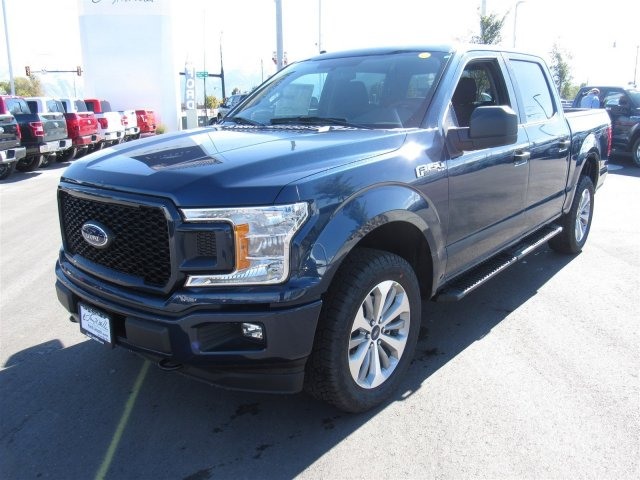 2018 F-150 Crew Cab 4x4 Pickup #T25076 - photo 7
