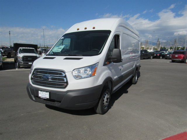 2017 Transit 350 HD High Roof DRW, Cargo Van #T25110 - photo 7