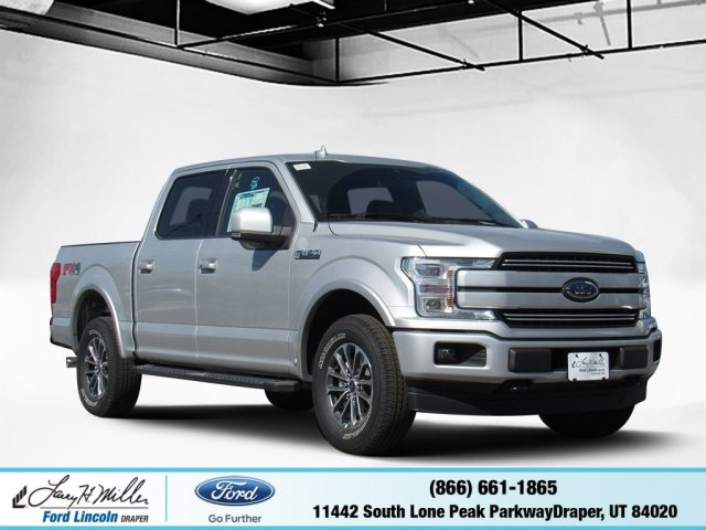 2018 F-150 SuperCrew Cab 4x4, Pickup #T25132 - photo 1