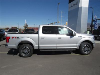 2018 F-150 SuperCrew Cab 4x4, Pickup #T25132 - photo 3
