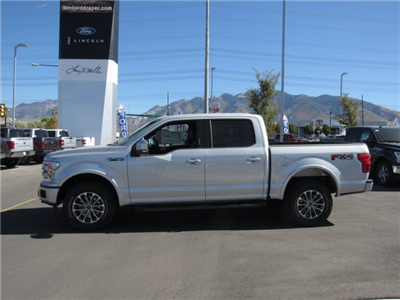 2018 F-150 SuperCrew Cab 4x4, Pickup #T25132 - photo 5