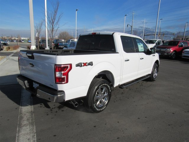 2018 F-150 SuperCrew Cab 4x4, Pickup #T25171 - photo 2