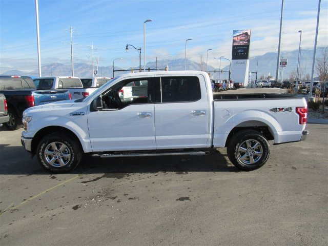 2018 F-150 SuperCrew Cab 4x4,  Pickup #T25171 - photo 6
