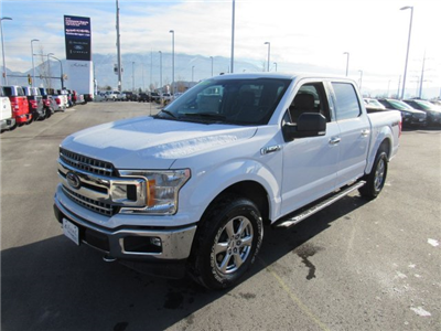 2018 F-150 SuperCrew Cab 4x4,  Pickup #T25171 - photo 7