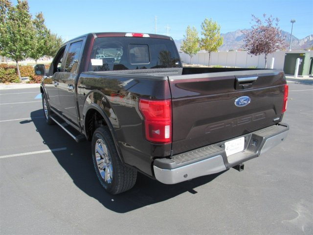 2018 F-150 Crew Cab 4x4 Pickup #T25199 - photo 5