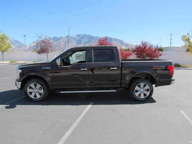 2018 F-150 Crew Cab 4x4 Pickup #T25199 - photo 6