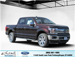 2018 F-150 Crew Cab 4x4 Pickup #T25199 - photo 1