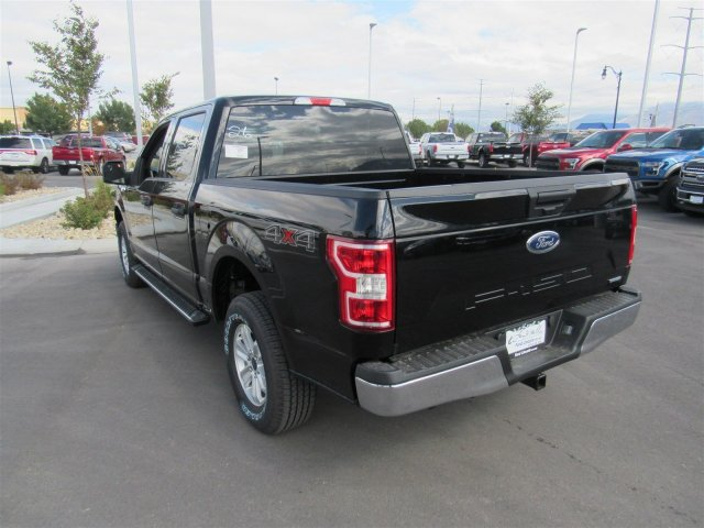 2018 F-150 Crew Cab 4x4 Pickup #T25212 - photo 5