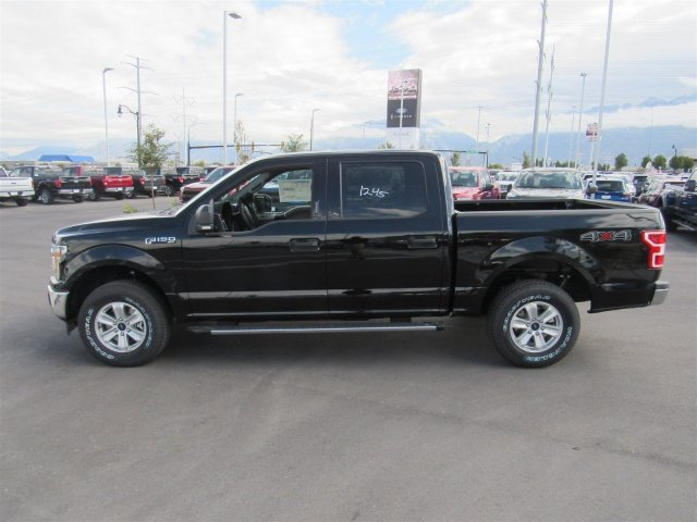 2018 F-150 Crew Cab 4x4 Pickup #T25212 - photo 6