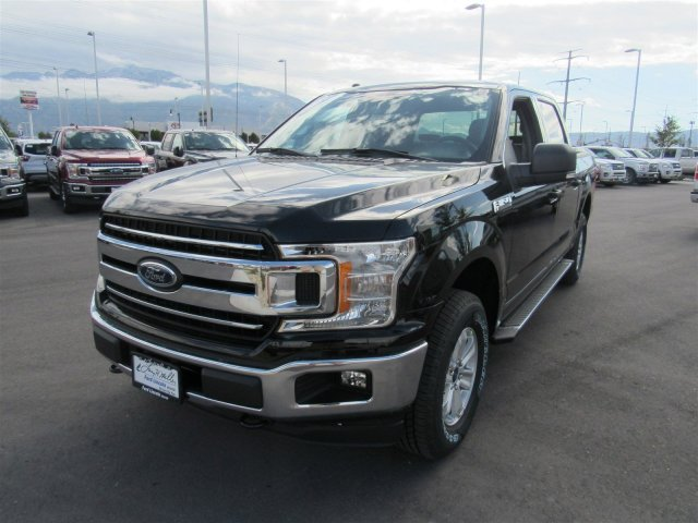 2018 F-150 Crew Cab 4x4 Pickup #T25212 - photo 7