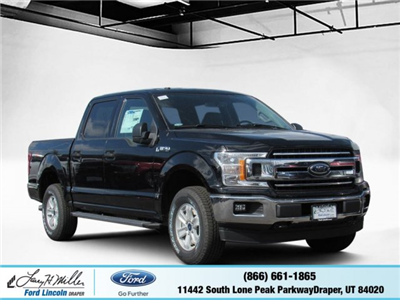 2018 F-150 Crew Cab 4x4 Pickup #T25212 - photo 1