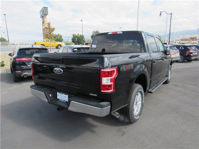 2018 F-150 Crew Cab 4x4 Pickup #T25212 - photo 2