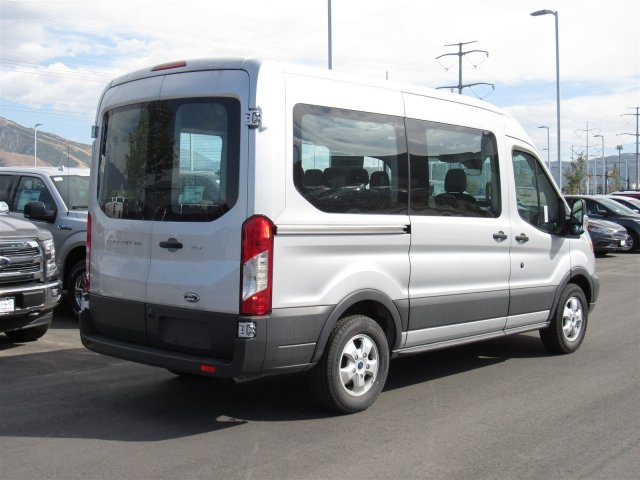 2017 Transit 150 Medium Roof, Passenger Wagon #T25364 - photo 2