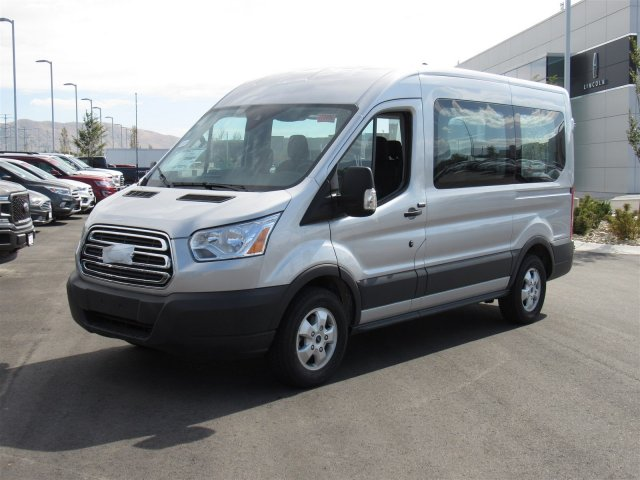 2017 Transit 150 Medium Roof, Passenger Wagon #T25364 - photo 7