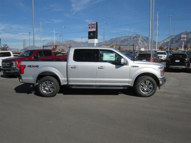 2018 F-150 SuperCrew Cab 4x4, Pickup #T25445 - photo 3