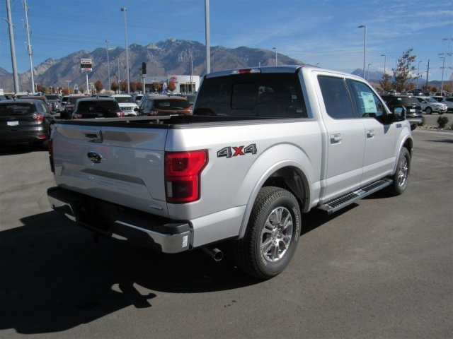 2018 F-150 SuperCrew Cab 4x4, Pickup #T25445 - photo 2
