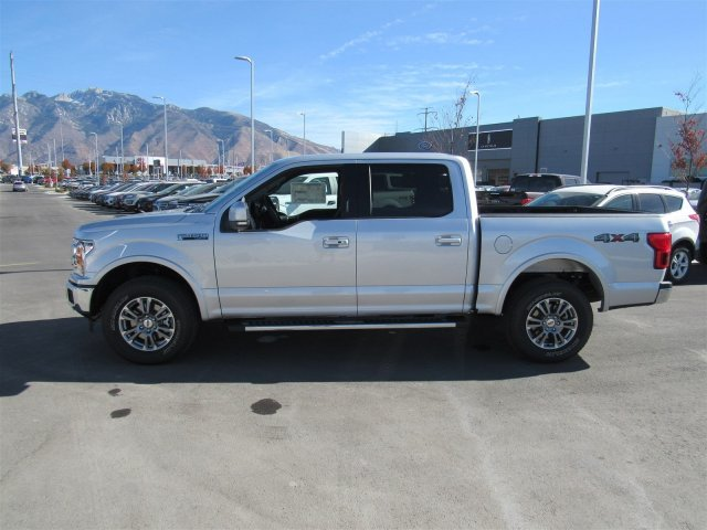2018 F-150 SuperCrew Cab 4x4, Pickup #T25445 - photo 4