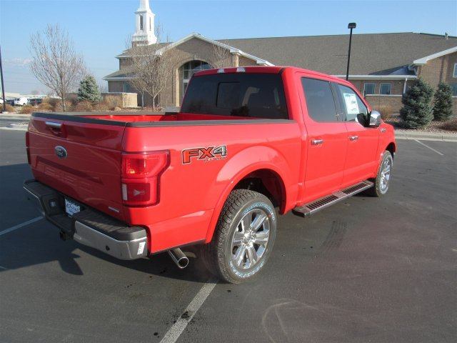 2018 F-150 SuperCrew Cab 4x4,  Pickup #T25947 - photo 2