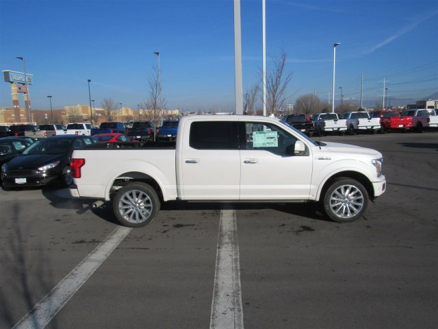 2018 F-150 SuperCrew Cab 4x4,  Pickup #T26112 - photo 3