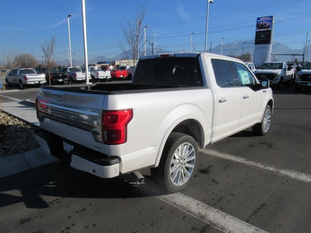 2018 F-150 SuperCrew Cab 4x4,  Pickup #T26112 - photo 2