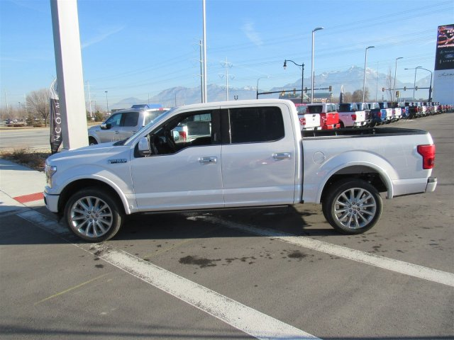 2018 F-150 SuperCrew Cab 4x4,  Pickup #T26112 - photo 6