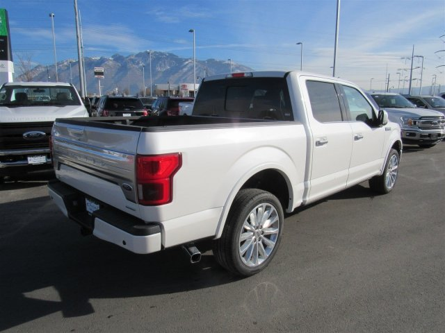 2018 F-150 SuperCrew Cab 4x4, Pickup #T26320 - photo 2
