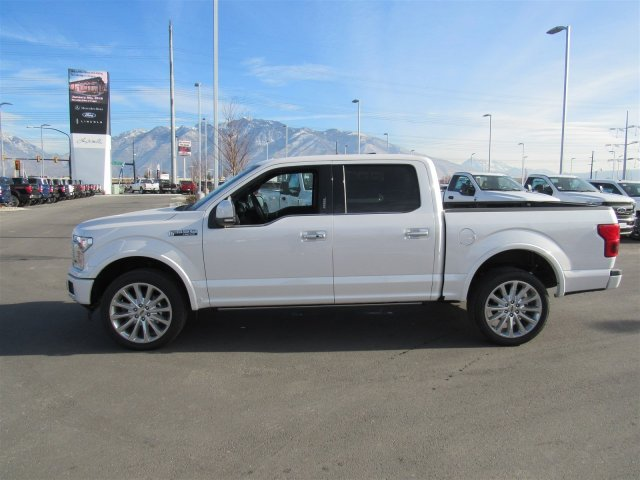 2018 F-150 SuperCrew Cab 4x4, Pickup #T26320 - photo 6