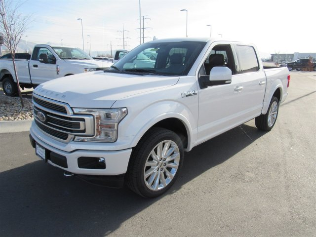 2018 F-150 SuperCrew Cab 4x4, Pickup #T26320 - photo 7