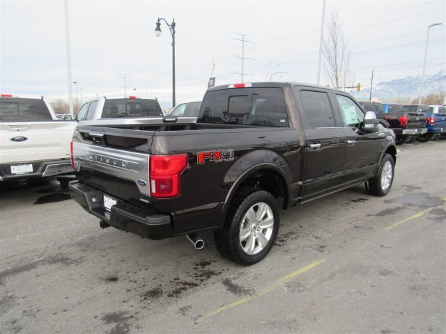 2018 F-150 SuperCrew Cab 4x4, Pickup #T26322 - photo 2
