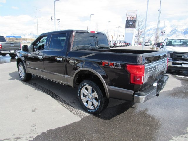 2018 F-150 SuperCrew Cab 4x4,  Pickup #T26471 - photo 3