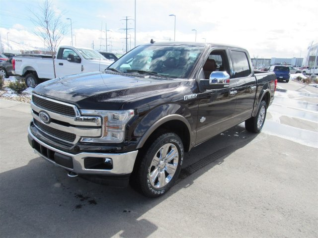 2018 F-150 SuperCrew Cab 4x4,  Pickup #T26471 - photo 4
