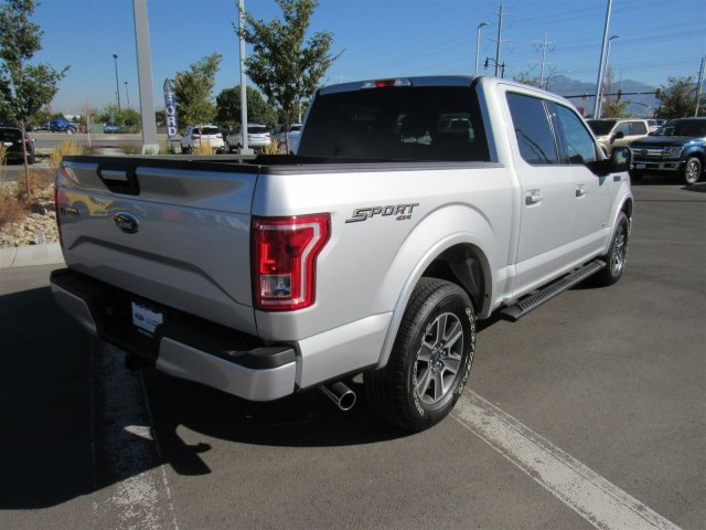 2016 F-150 SuperCrew Cab 4x4,  Pickup #T26515A - photo 2