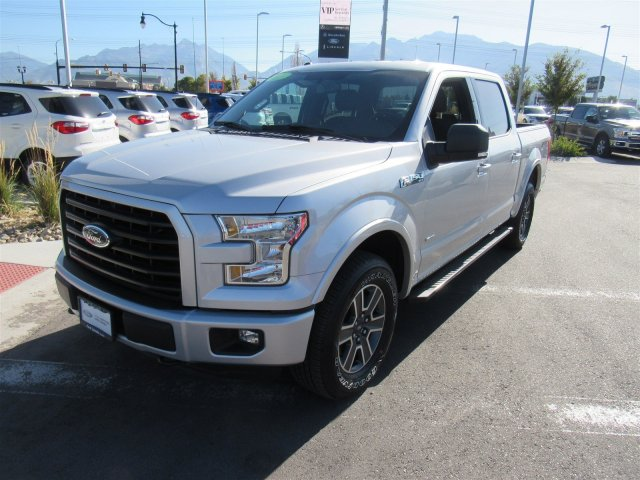 2016 F-150 SuperCrew Cab 4x4,  Pickup #T26515A - photo 5