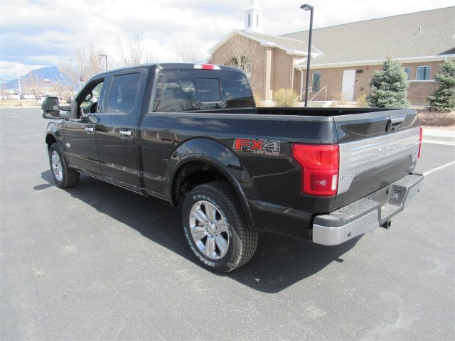 2018 F-150 SuperCrew Cab 4x4,  Pickup #T26542 - photo 4