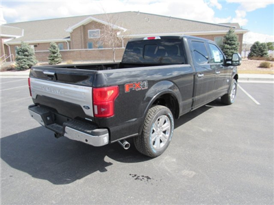 2018 F-150 SuperCrew Cab 4x4,  Pickup #T26542 - photo 2