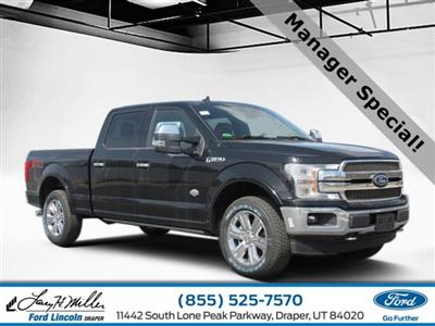 2018 F-150 SuperCrew Cab 4x4,  Pickup #T26542 - photo 1