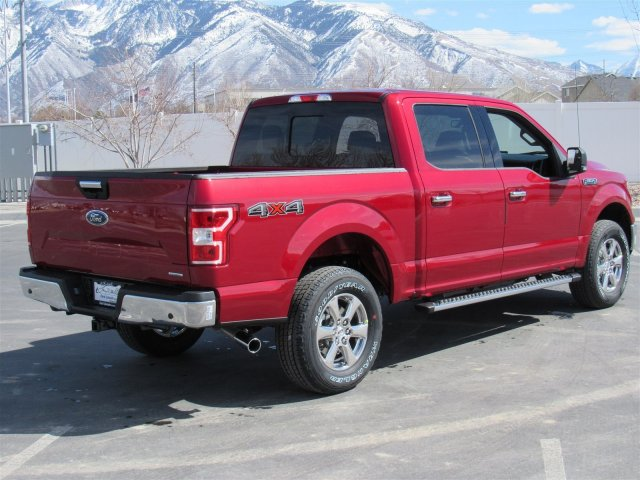 2018 F-150 SuperCrew Cab 4x4,  Pickup #T26580 - photo 2