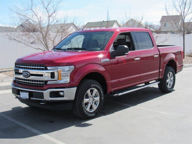2018 F-150 SuperCrew Cab 4x4,  Pickup #T26580 - photo 5