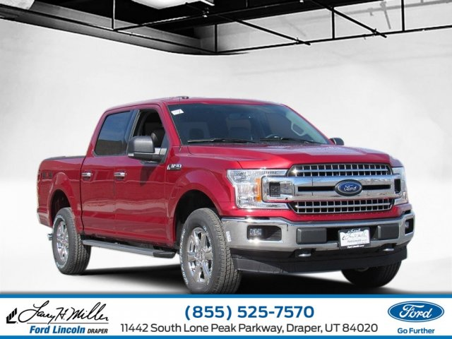 2018 F-150 SuperCrew Cab 4x4,  Pickup #T26580 - photo 1