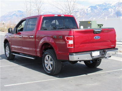 2018 F-150 SuperCrew Cab 4x4,  Pickup #T26580 - photo 4