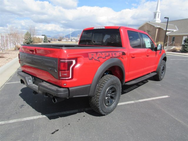 2018 F-150 SuperCrew Cab 4x4, Pickup #T26585 - photo 2