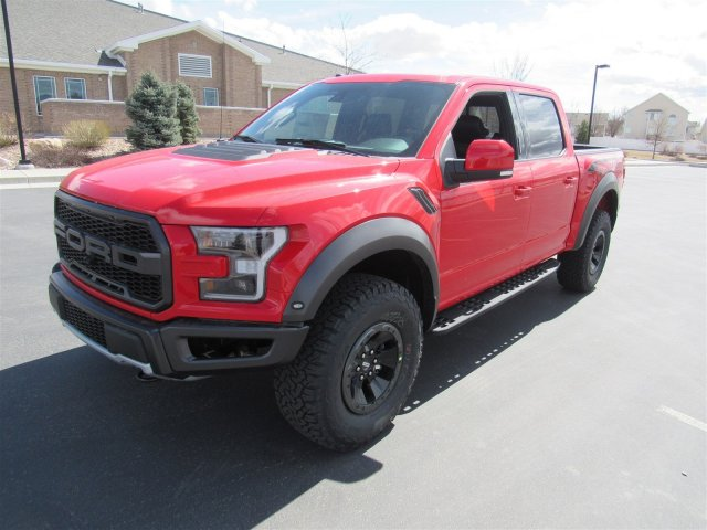 2018 F-150 SuperCrew Cab 4x4, Pickup #T26585 - photo 5